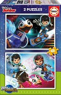 Miles From Tomorrowland - Два пъзела с едри елементи -