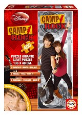 Camp Rock - Disney - пъзел